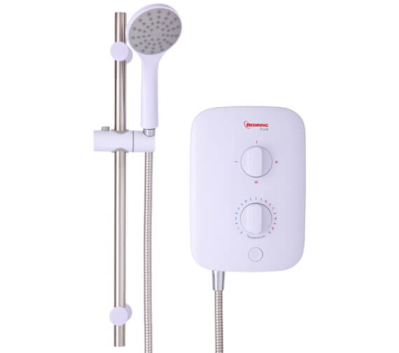 Redring Pure 7.5kW Instantaneous Electric Shower
