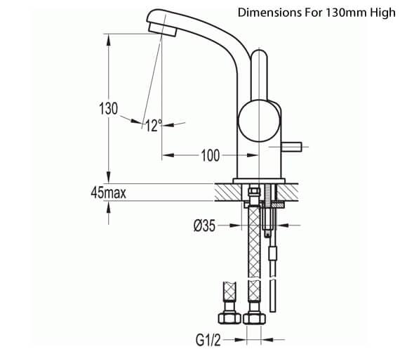 Technical drawing QS-V27200 / ESSBAS