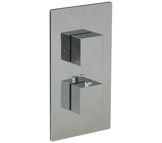 Saneux Tooga Concealed One Way Thermostatic Shower Valve