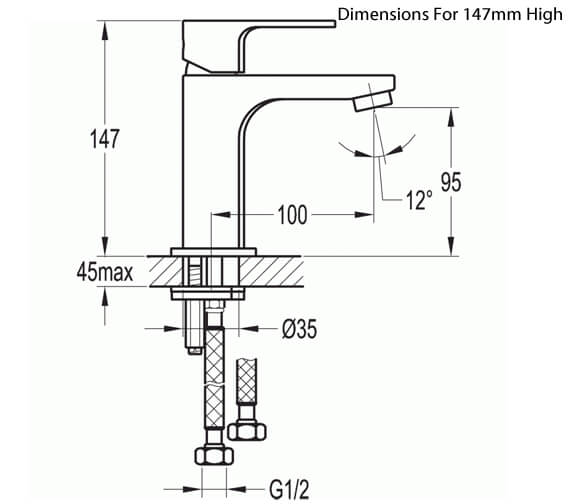 Technical drawing QS-V27112 / SMSBAS