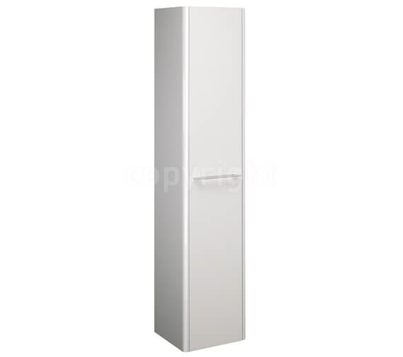 Bauhaus Celeste 350x 1600mm Tower Unit White Gloss - CL3516FWG