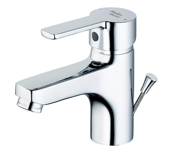 Additional image of Armitage Shanks Sandringham 21 SL Basin Mixer Tap