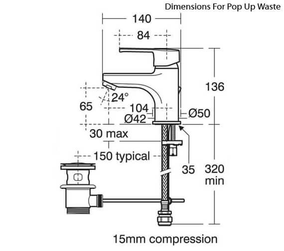Technical drawing QS-V89401 / B3307AA