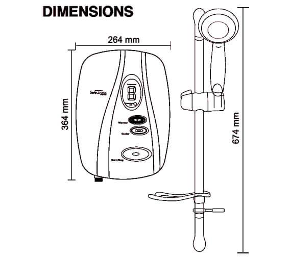 Technical drawing QS-V42472 / SH0261