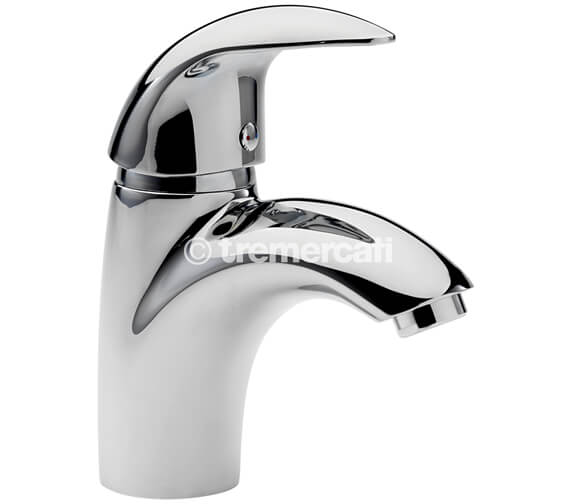 Tre Mercati Novara Mono Basin Mixer Tap With Click Clack Waste