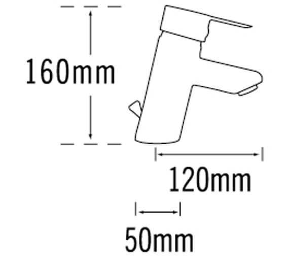 Technical drawing QS-V31443 / 22170