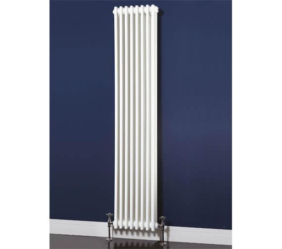 Phoenix Nicole 287 x 1800mm 3 Column Vertical Radiator