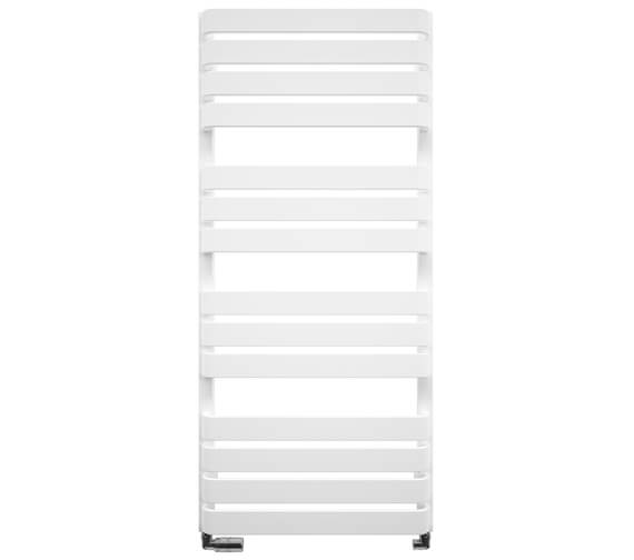 Alternate image of Bauhaus Gallery Celeste 500 x 1100mm Towel Warmer Black Matte