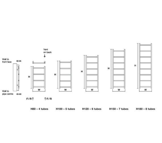 Technical drawing QS-V56142 / Liana 45/80