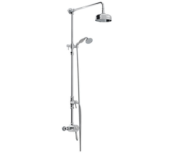 Bristan 1901 Thermostatic Exposed Single Control Shower Valve