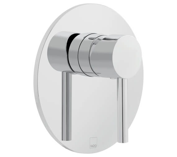 Vado Zoo Single Lever Concealed Shower Valve - With Or Without Diverter