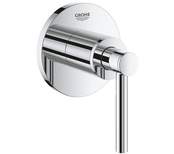 Grohe Atrio Concealed Trim Stop Valve With Lever Handle