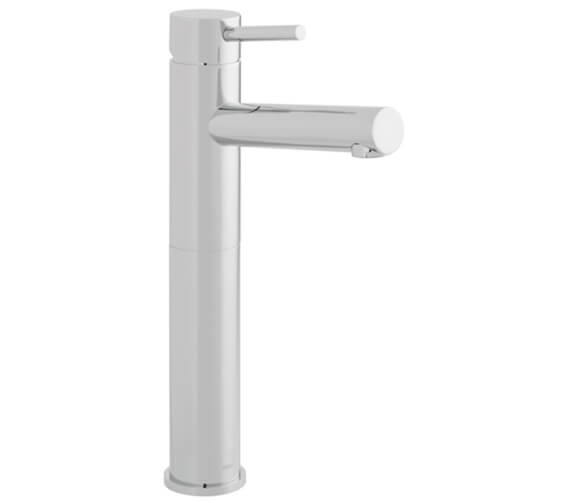 Vado Zoo Extended Single Lever Mono Basin Mixer Tap - ZOO-100E-SB