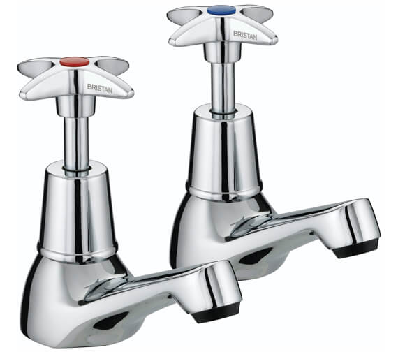 Bristan X Head Basin Taps