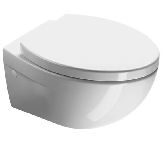 Saneux Poppy Wall Mounted WC Pan