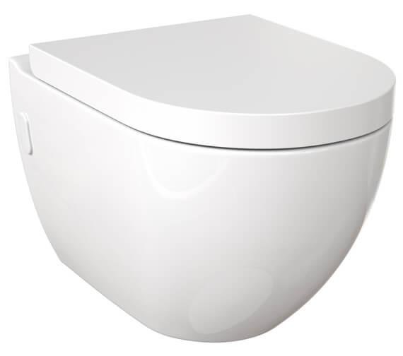 Saneux Prague Wall Mounted WC Pan