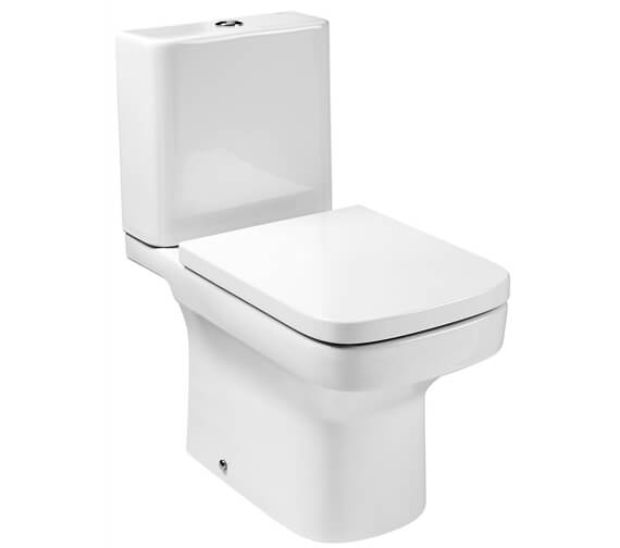 Roca Dama-N Close-Coupled WC Pan With Fixing Kit 660mm - 342787000