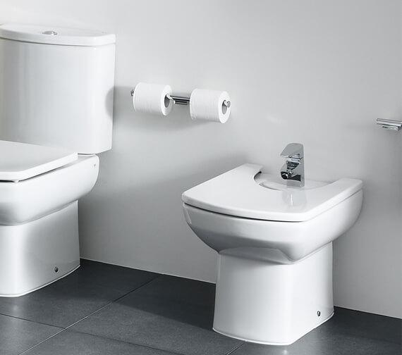 Roca Senso Floor-Standing Bidet 570mm - 357514000