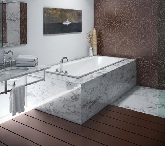 Bette Classic 1700 x 750mm Rectangular Super Steel Bath
