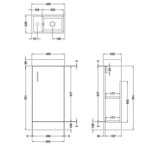 Technical drawing QS-V25986 / NVX192