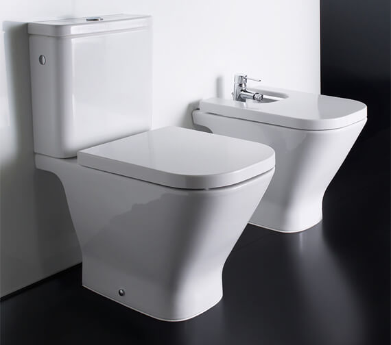 Roca The Gap ECO Close Coupled WC Pan With Cistern 650mm - 342477000