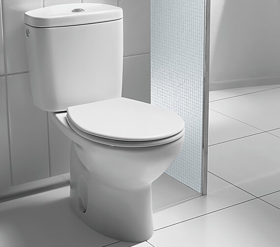 Roca Laura Close Coupled WC Pan Only - 342396000