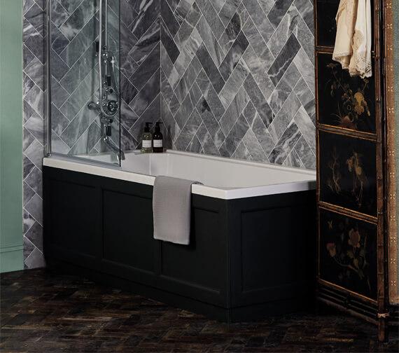 Bayswater 700 x 560mm Bath End Panel