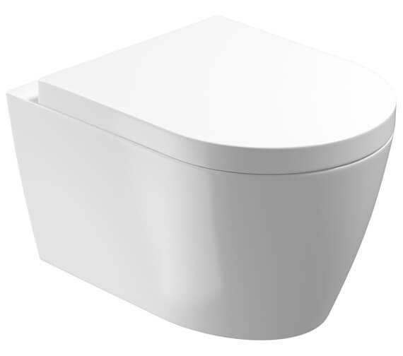 Saneux Uni Wall Mounted WC Pan