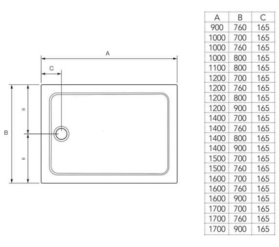 Technical drawing QS-V80022 / 1.1697.017.AS