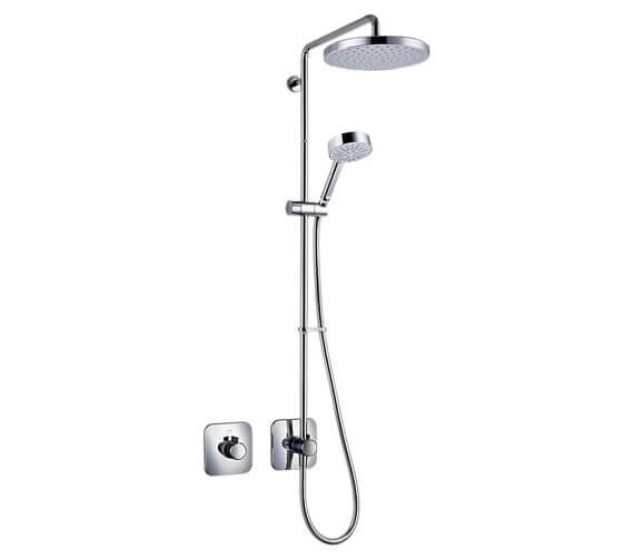 Mira Adept BRD Plus Mixer Shower Chrome