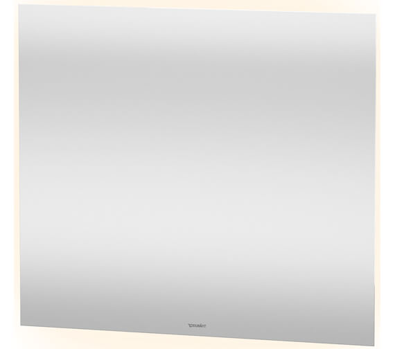 Duravit 700mm Height 4 Sided Ambient Light LED Mirror