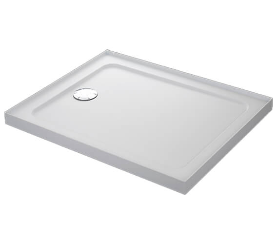 Mira Flight Safe 4 Upstand Rectangular Shower Tray