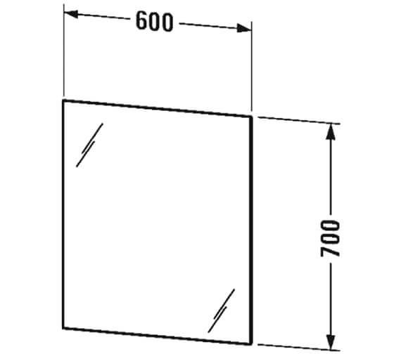 Technical drawing QS-V81916 / LM781500000