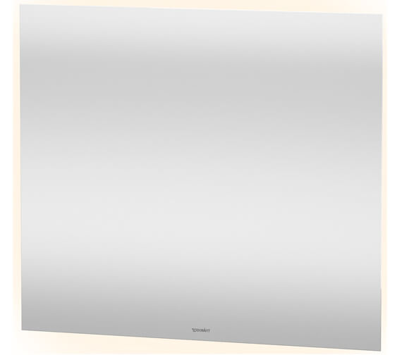Duravit 700mm Height 4 Sided Ambient Light LED Mirror With Sensor Switch