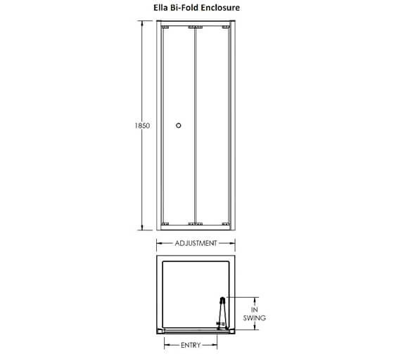 Technical drawing QS-V78600 / ERBD76