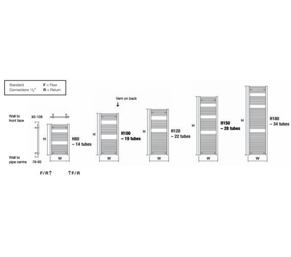Technical drawing QS-V56168 / Metro 30/80