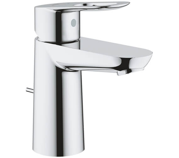 Grohe BauLoop S-Size Basin Mixer Tap With Pop Up Waste
