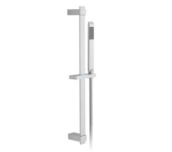 Vado Omika Single Function Slide Rail Shower Kit Chrome