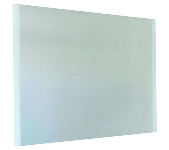 Saneux Matteo Gloss White 1000mm wide Mirror