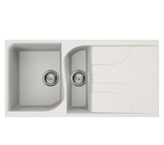 Additional image for QS-V94124 Reginox Sinks - EGO 475 B