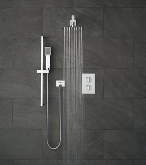 Vado Notion 2 Outlet Showering Package With V2 Kit