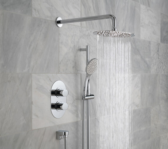Vado Life 2 Outlet Showering Package With Atmosphere Kit