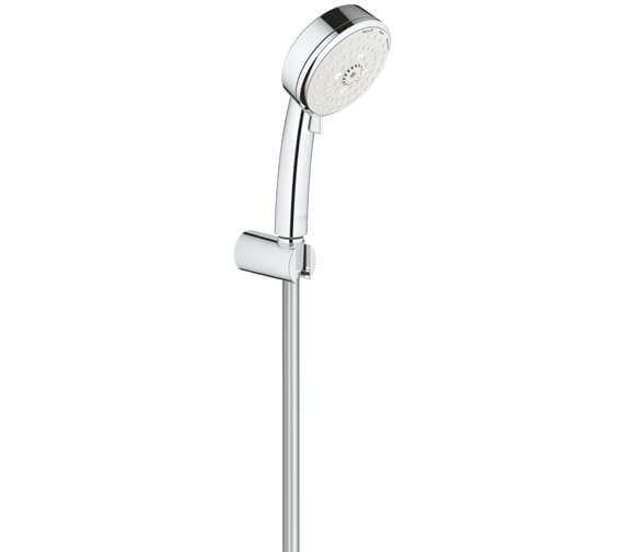 Grohe New Tempesta Cosmopolitan Hand Set With Hose And Holder
