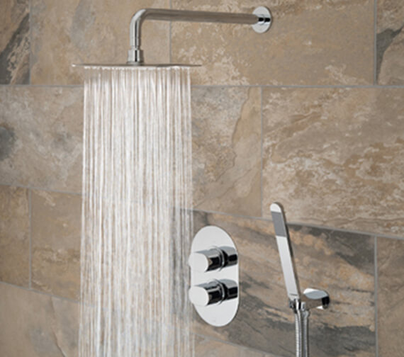 Vado Life 2 Outlet Showering Package With Mini Shower Kit