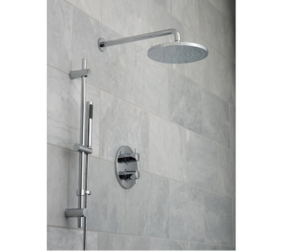 Vado Celsius Round 2 Outlet Showering Package With Venus Kit