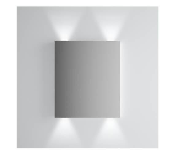 VitrA Brite LED Illuminated Mirror