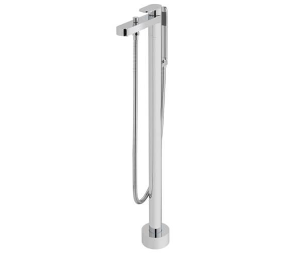 Vado Life Floor Mounted Bath Shower Mixer Tap
