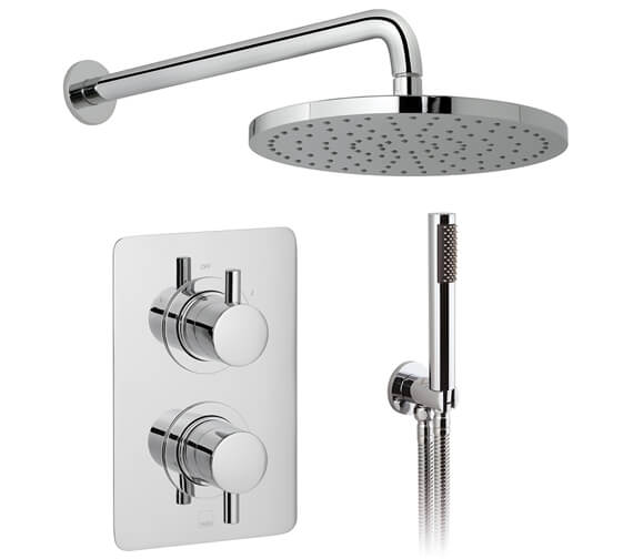 Vado 2 Outlet Thermostatic Shower Set