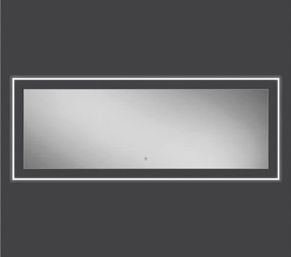 Additional image of HIB Element 50 LED Illuminated Mirror 500 x 700mm