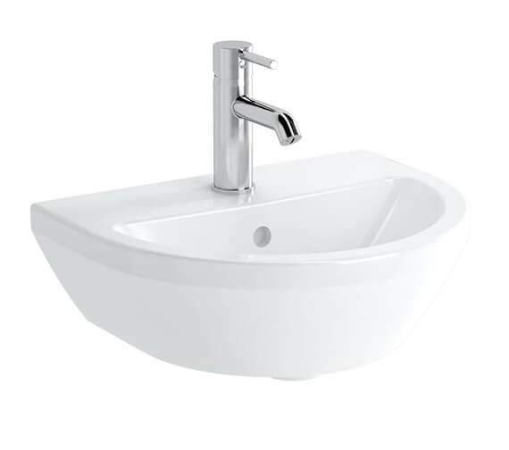 VitrA Integra 1 Tap Hole Round Ceramic Washbasin